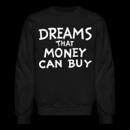 Long Sleeve Shirts ~ Men's Crewneck Sweatshirt ~ Article 9165014