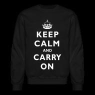 Long Sleeve Shirts ~ Men's Crewneck Sweatshirt ~ Article 9165016