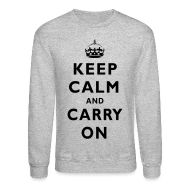 Long Sleeve Shirts ~ Crewneck Sweatshirt ~ Article 9165017