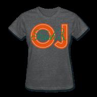 T-Shirts ~ Women's T-Shirt ~ Kush and OJ
