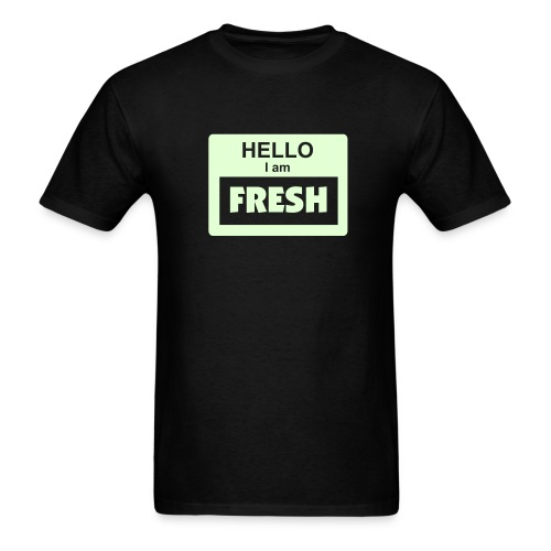 GLOW IN THE DARK - Men's T-Shirt