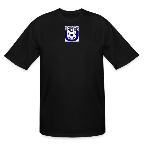 Upper Level Houston United FC - Men's Tall T-Shirt