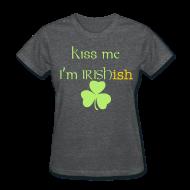 T-Shirts ~ Women's T-Shirt ~ IRISHish