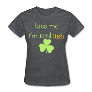 Women's T-Shirts ~ Women's T-Shirt ~ IRISHish