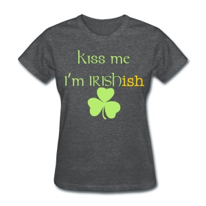 IRISHish - Women's T-Shirt