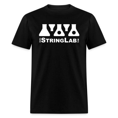 Hidden YoYo Logo - Men's T-Shirt