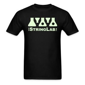 Glow YoYo Logo - Men's T-Shirt
