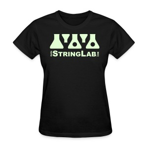 Women's Glow     YoYo Logo - Women's T-Shirt