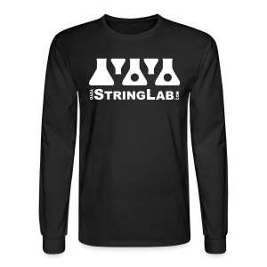 Hidden YoYo Logo - Men's Long Sleeve T-Shirt
