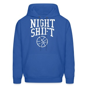 Philly Basketball  Night Shift Sweatshirt - Men's Hoodie