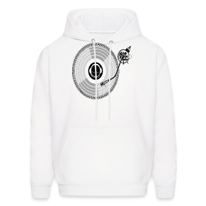 One G 3XL Hooded DJ Sweatshirt - Men's Hoodie