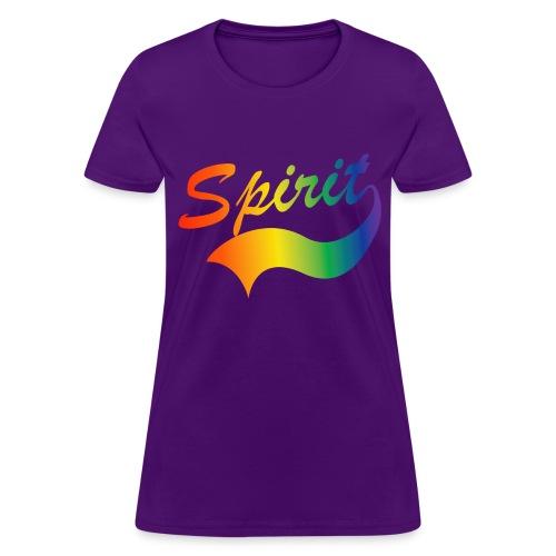 Spirit Woman's T- shirt - Women's T-Shirt
