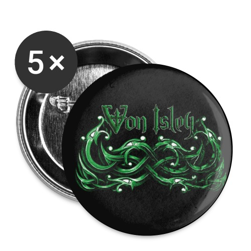 VI Celtic Dragon Knot Button - Small Buttons