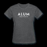 T-Shirts ~ Women's T-Shirt ~ CVA Women's Alum T-Shirt