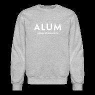 Long Sleeve Shirts ~ Crewneck Sweatshirt ~ CVA Men's Alum crewneck sweatshirt