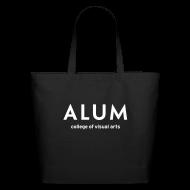 Bags & backpacks ~ Eco-Friendly Cotton Tote ~ CVA Alum Eco-Tote Bag