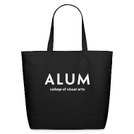 Bags & backpacks ~ Eco-Friendly Cotton Tote ~ CVA Alum Eco-Tote Bag