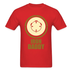 Iron Daddy - Men's T-Shirt