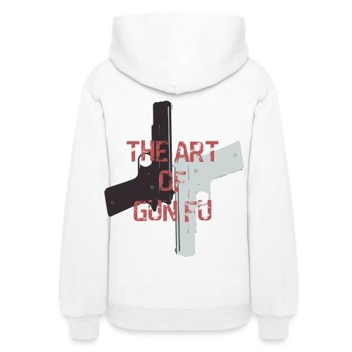 The Art of Gun Fu Women's Hoodie - Women's Hoodie
