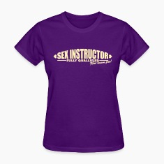 Sex Instructor 1c Women's T-Shirts