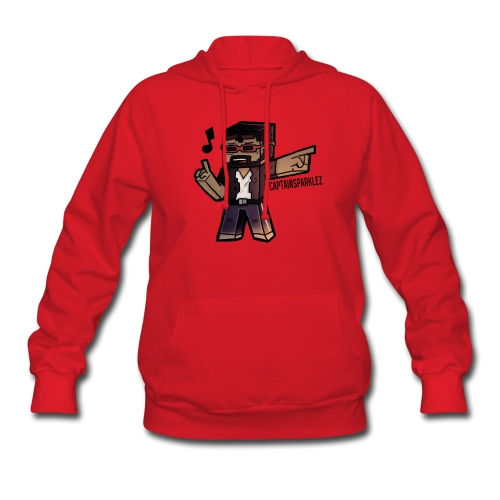 Cartoon Singer - Women's Hoodie