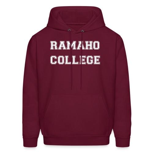 Ramaho College Classic Hoodie - Men's Hoodie