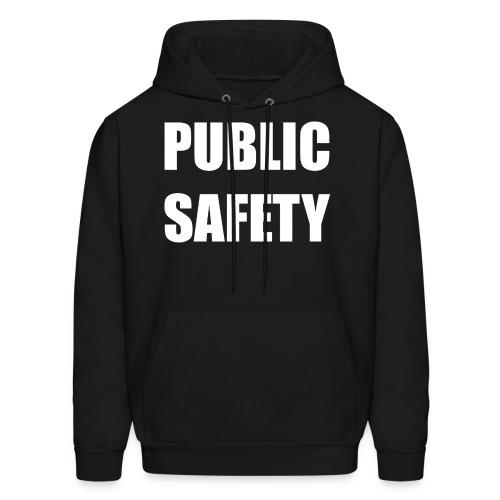 Public Safety Hoodie - Men's Hoodie