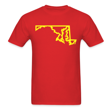 Maryland T-Shirts