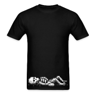 T-Shirts ~ Men's T-Shirt ~ You're dead
