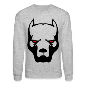 Dog Face - Crewneck Sweatshirt