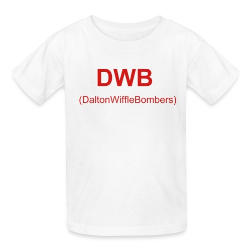 DWB Childrens shirt - Kids' T-Shirt