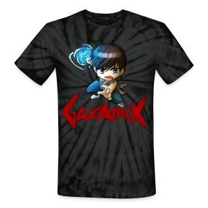 Anime Gak Spider Shirt - Unisex Tie Dye T-Shirt