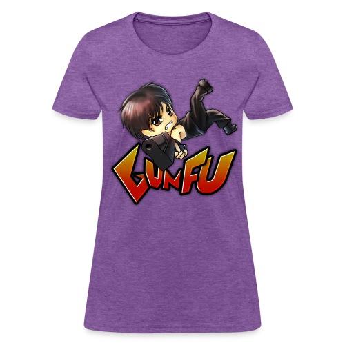 Anime Gun Fu Women's Standard Fit - Women's T-Shirt