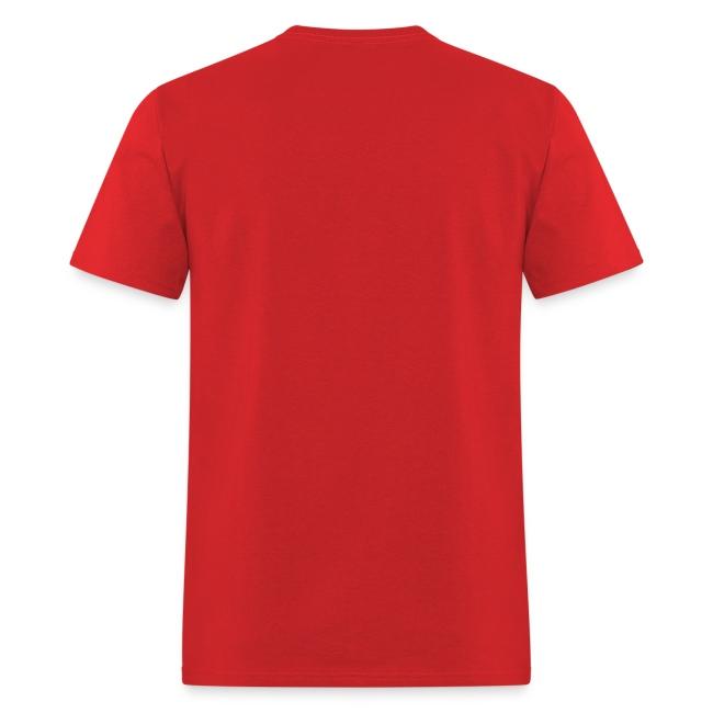 Pi shirt - Silver print unisex tee