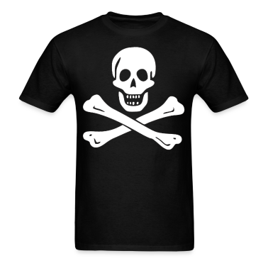 Edward England Pirate Flag T-Shirts