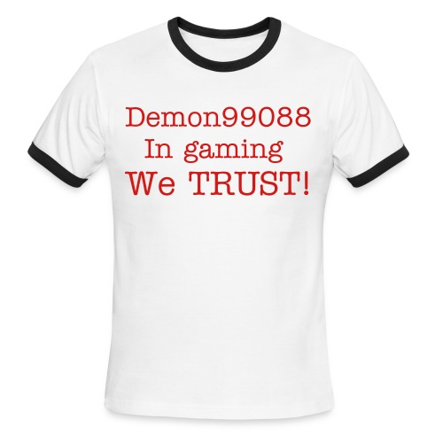 Demon's Gaming wear - Men's Ringer T-Shirt