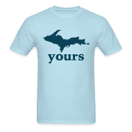 T-Shirts ~ Men's T-Shirt ~ Up Yours