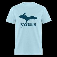 T-Shirts ~ Men's T-Shirt ~ Up Yours