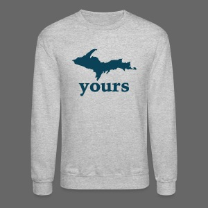 Up Yours - Crewneck Sweatshirt