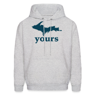Hoodies ~ Men's Hoodie ~ Up Yours