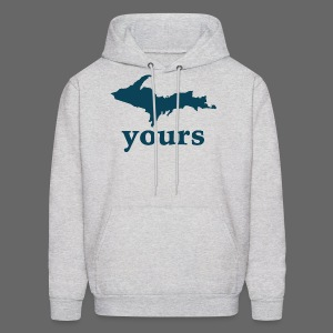 Up Yours - Men's Hoodie