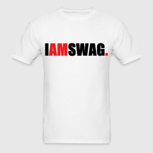 I am Swag  T-Shirts - Men's T-Shirt
