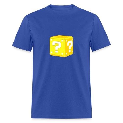 question block - Men's T-Shirt