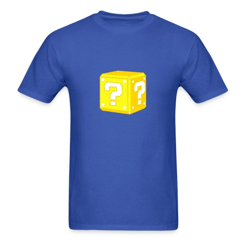 question block - Men's T-Shirt