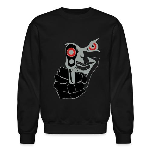 Ec Man Behind Gun - Crewneck Sweatshirt