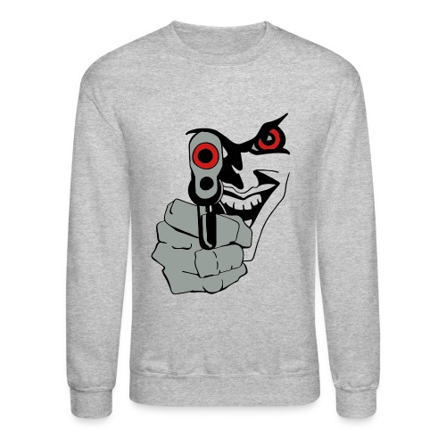 Ec Man Behind Gun 2 - Crewneck Sweatshirt