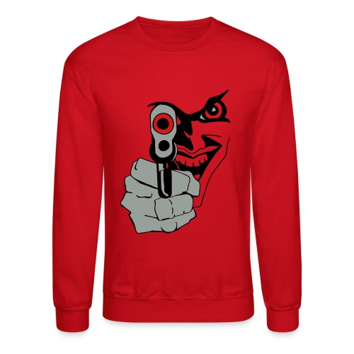 Ec Man Behind Gun 3 - Crewneck Sweatshirt
