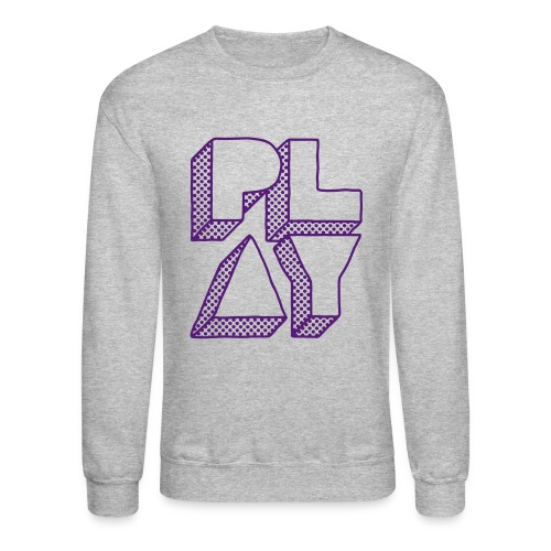 Ec Play - Crewneck Sweatshirt