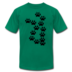 animal prints - Men's Fine Jersey T-Shirt