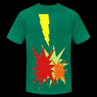 lightening_bolt T-Shirts